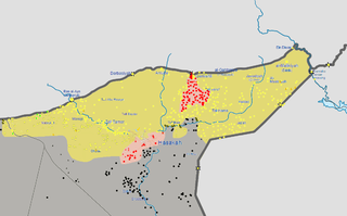 Al-Hasakah Governorate post-offensive, on May 31, 2015