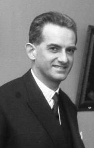 Alain Peyrefitte - Alain Peyrefitte, 1964