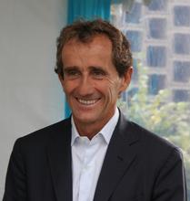 Alain Prost en 2009