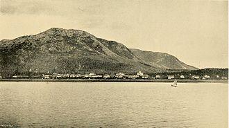 Metlakatla, Alaska - Metlakatla as it appeared in the 1890s.