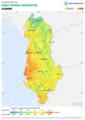 Albania DNI Solar-resource-map GlobalSolarAtlas World-Bank-Esmap-Solargis.png