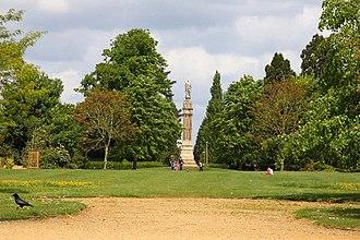 John Gibbs (architect) - Image: Albert Park in Abingdon geograph.org.uk 1299798