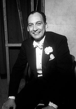 Alberto Semprini - Alberto Semprini in 1954