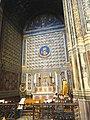 Albi, cathédrale Sainte-Cécile, peintures géométriques des chapelles, 15e s. A.jpg