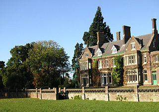 Aldwickbury School school in Hertfordshire, UK