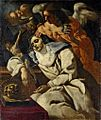 Alessandro Rosi - Estasi di Santa Maria Maddalena de 'Pazzi.jpg