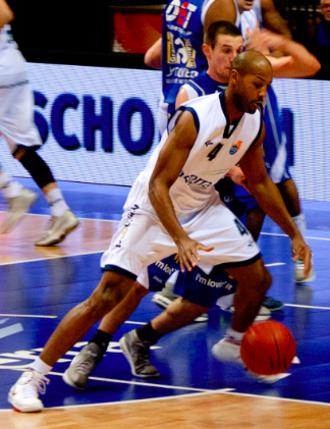 Basketligan MVP - Alex Wesby was the winner in the 2010–11 season