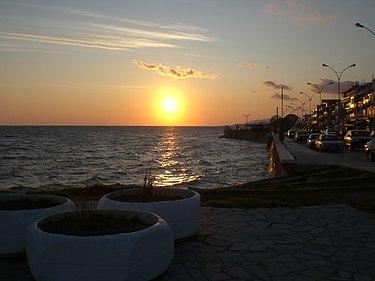 Alexandroupoli seafront.JPG
