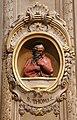 Alfonso lombardi (attr.), cristo e i dodici apostoli, 1524-25, 05 tommaso.jpg