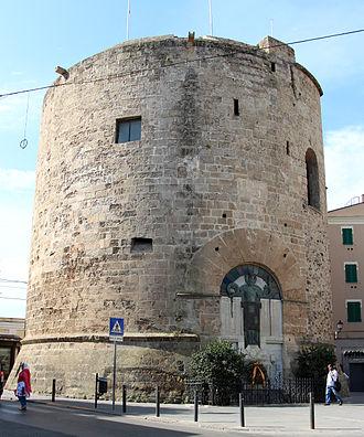 Alghero - Porta a Terra Tower