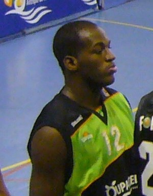 Ali Traoré - Traore playing for ASVEL in 2008