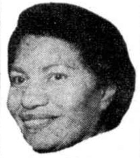 Alice Wedega Papua New Guinea politician