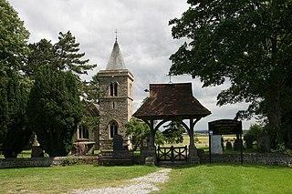 Kirby Hill, Harrogate Village and civil parish in North Yorkshire, England