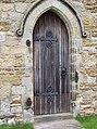 All Saints Church, Terrington - Priests Door - geograph.org.uk - 494900.jpg