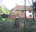 All Saints Church - churchyard - geograph.org.uk - 1614129.jpg