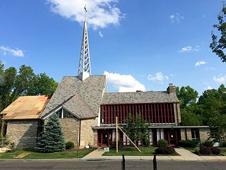 Trinity Church, Princeton - All Saints Episcopal Church, planted by Trinity in 1960