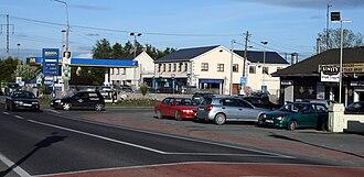 Allenwood, County Kildare - R403 through Allenwood
