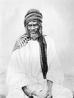 Samori Ture Emperor of the Wassoulou Empire