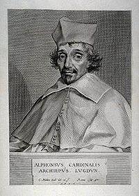 Image de Alphonse Louis Du Plessis de Richelieu
