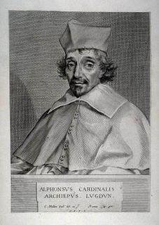 Alphonse-Louis du Plessis de Richelieu Catholic cardinal