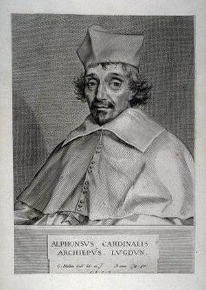 Alphonse-Louis du Plessis de Richelieu - Alphonse-Louis du Plessis de Richelieu