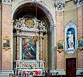 Altare Angela Merici Battista chiesa di Santa Maria Assunta Manerba del Garda.jpg
