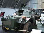 Alvis Saracen Mk.1, NELSAM, 27 June 2015.JPG