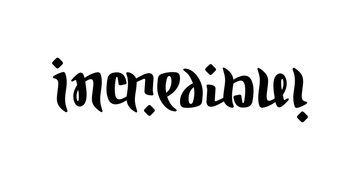 Ambigram incredible!.png