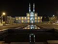 Amir Chakhmaq at night.jpg