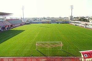 Ammochostos Stadium - Image: Ammochostosstadiumne w 2