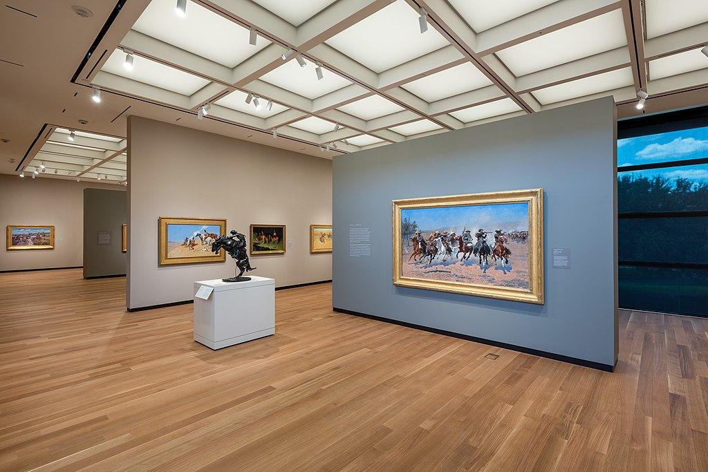 Amon Carter Museum of American Art - Virtual Tour