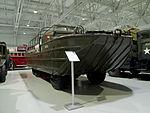 Amphibious DUKW vehicle at Base Borden Military Museum.jpg