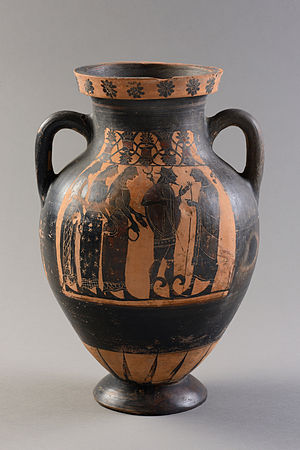 Judgement Of Paris Amphora Wikipedia