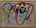 Amsterdam - Stedelijk Museum - Wassily Kandinsky (Василий Васильевич Кандинский) (1866-1944) - Deux Entourages (B 2175) 1934.jpg