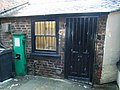 An old hand pump in an alleyway in Thirsk - geograph.org.uk - 1163737.jpg