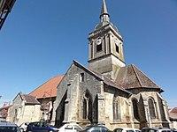 Ancerville (Meuse) église (03) sud.jpg