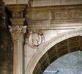 Ancona, arco del palazzo del governo, di matteo antongiacomo amoroso, dal 1493, 02.jpg