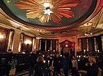Andaz Liverpool Street Hotel (former Great Eastern Hotel) 20 - first floor (Greek) masonic temple.jpg