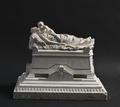 Andrea Malfatti – Sarcofago con donna morta e bambino che la bacia.tif