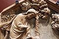 Andrea pisano, creazione di eva, 1334-43, dal lato ovest del campanile 02.JPG