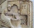 Andrea pisano, tubalkain, 1334-36, 03.JPG