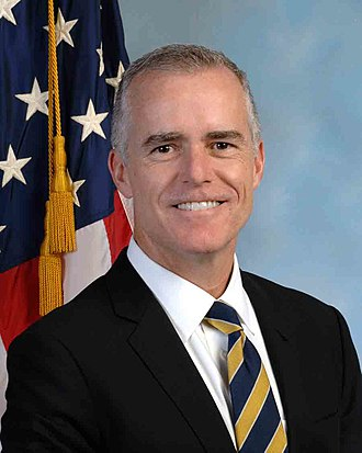 Deputy Director of the Federal Bureau of Investigation - Image: Andrew Mc Cabe official portrait