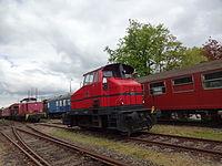 Angelner Dampfeisenbahn Diesellok 1.JPG