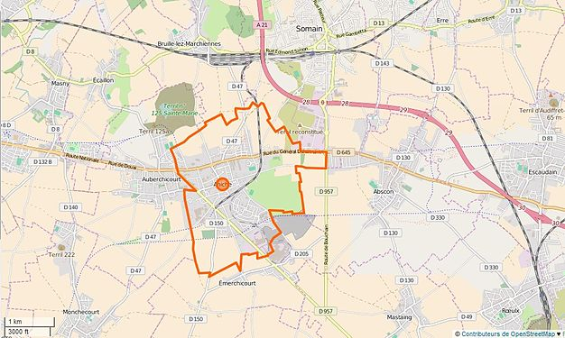 Coeur De Ville Valenciennes Ouvert Le  Juillet