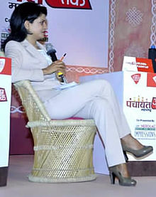 Anjana Om Kashyap - Wikipedia
