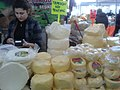 Ankara - Young woman selling Black Sea Region's foodstuff.jpg