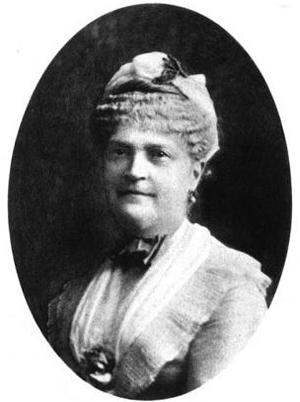 Portrait of Anna Eliot Ticknor (d.1897) of Bos...