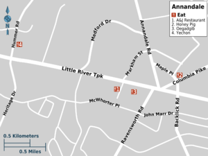 Annandale Virginia Travel Guide At Wikivoyage