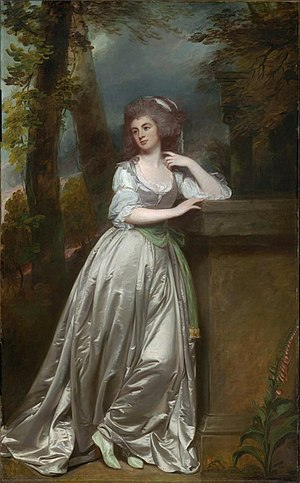 George Romney (painter) - Image: Anne Templer By Romney