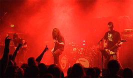 Annihilator live in Oslo (2007)